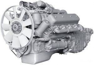 Двигатель ЯМЗ-6581.10