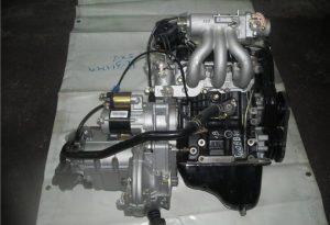 Двигатель для вездехода