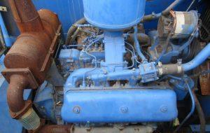 Двигатель комбайна Енисей 950