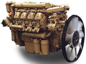 Двигатель на КАМАЗ-65222