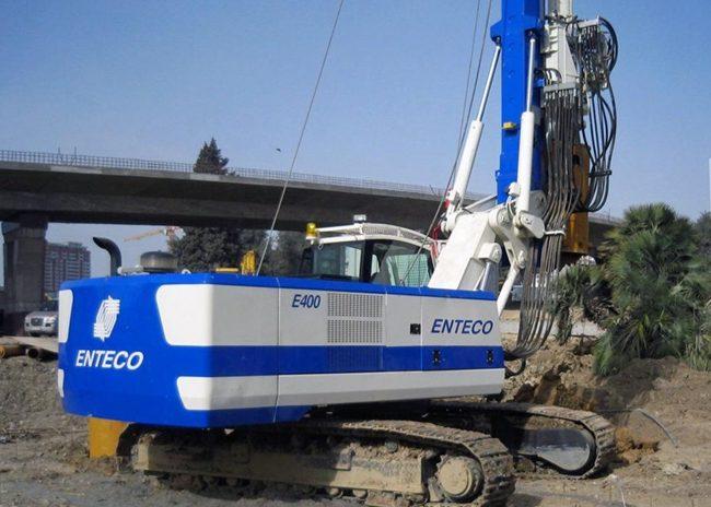 ENTECO E400