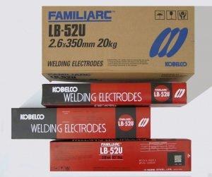 Электроды Kobelco LB 52U