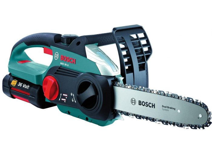 Электропила Bosch AKE 30