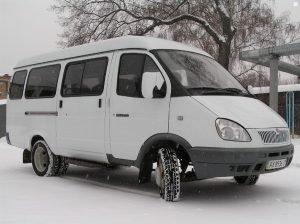 ГАЗ-32213 2005 года