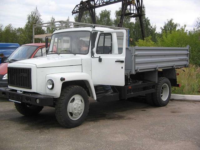ГАЗ-САЗ-35071