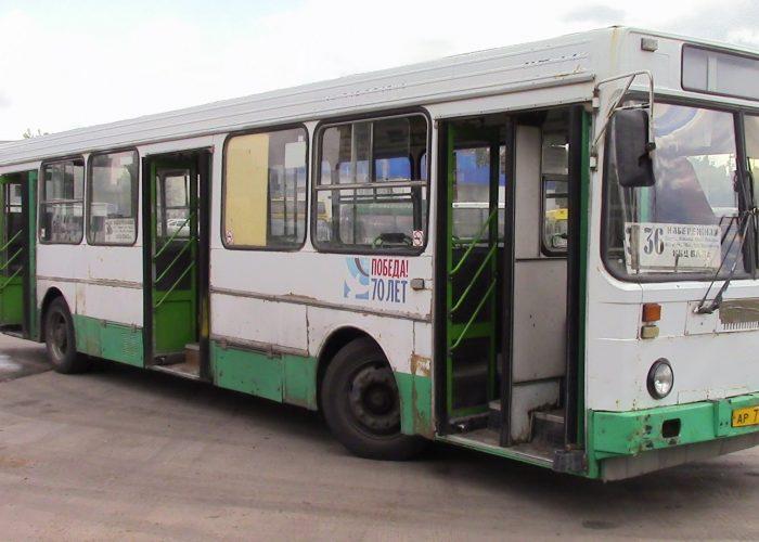 Городской автобус ЛИАЗ