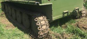 Ходовая часть ГАЗ-71