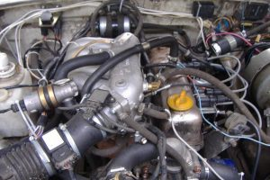 Инжектор на двигателе ЗМЗ-402