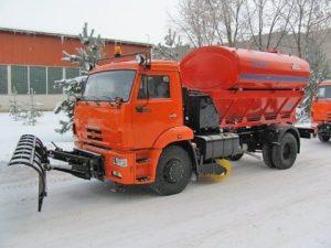 КО-806 в работе