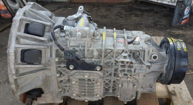 КПП HINO 300