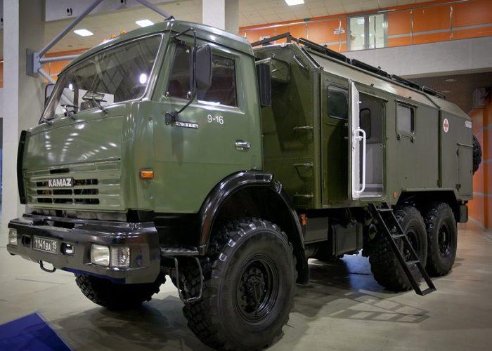 КУНГ КамАЗ 5350