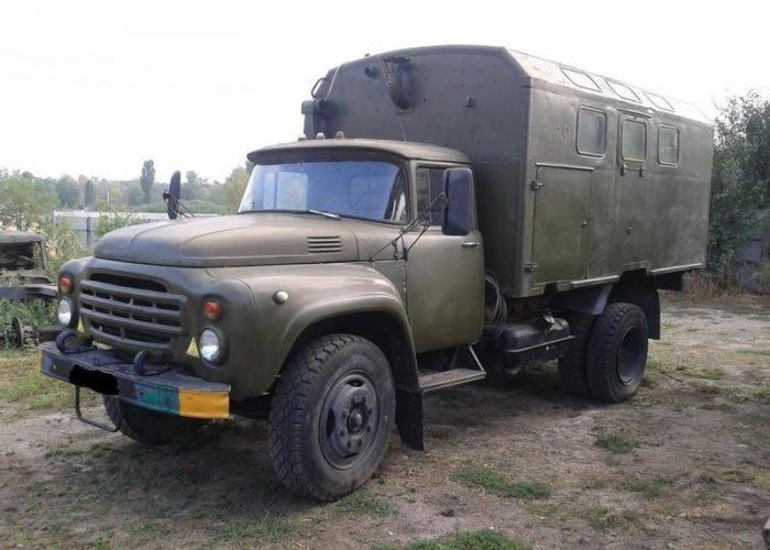 КУНГИ ЗИЛ-431410