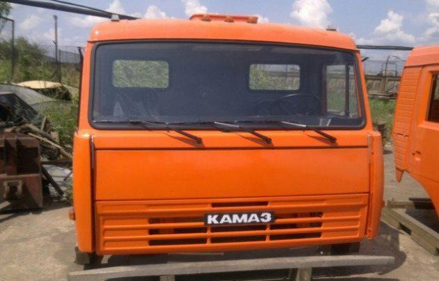 Кабина КамАЗ 54112