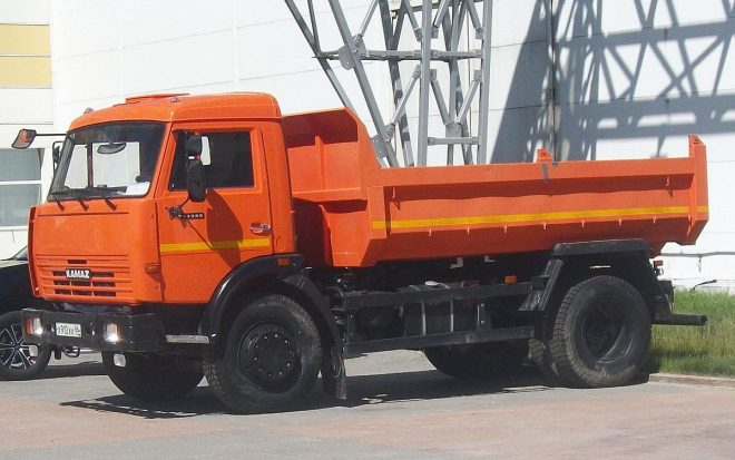 КамАЗ 43255