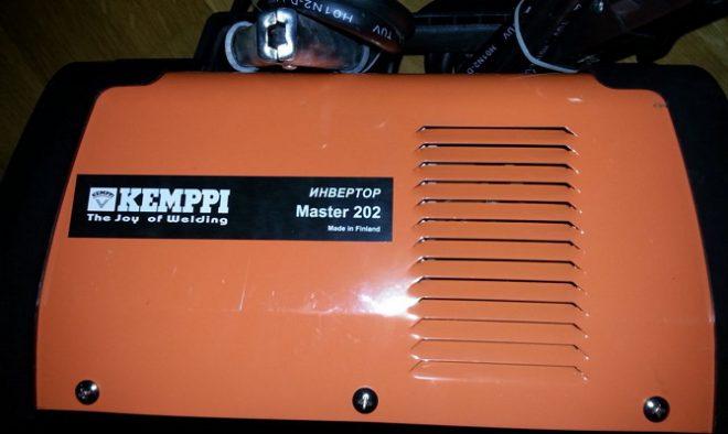 Kemppi Master 202