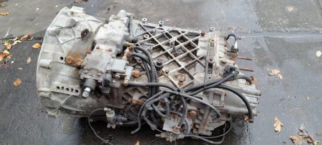 Коробка передач ZF 16S 151
