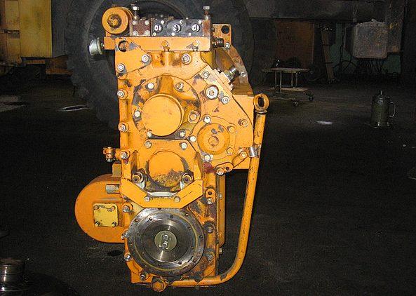 Коробка передач погрузчика Амкодор 342В