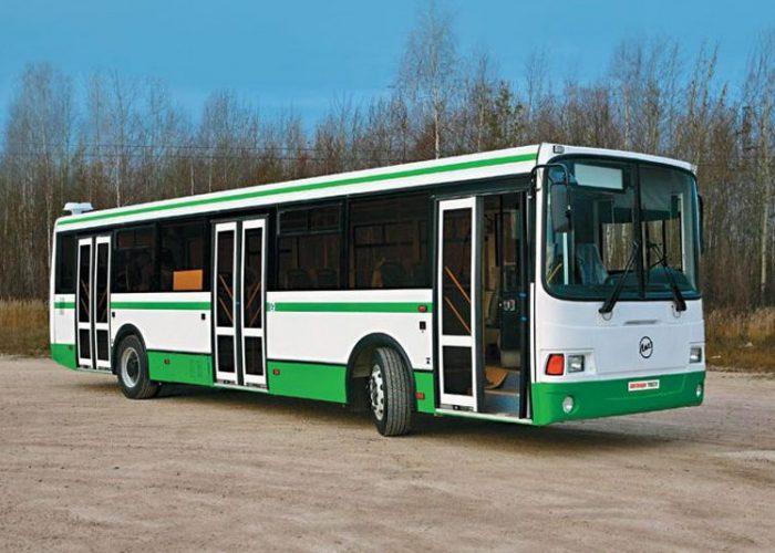 ЛиАЗ-5256 городской