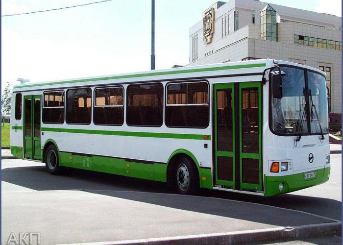 ЛиАЗ-5256 пригородный