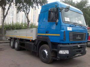 МАЗ 6312В9