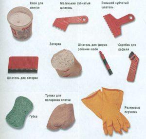 Материали и инструменты для расшивки швов кирпичной кладки