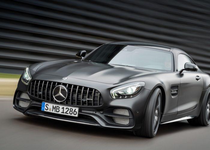 Mercedes-AMG GT трёхдверной версии