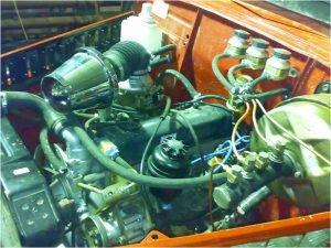 Модернизация двигателя ГАЗ-69