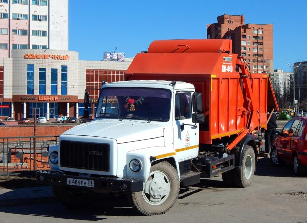 Мусоровоз КО-440
