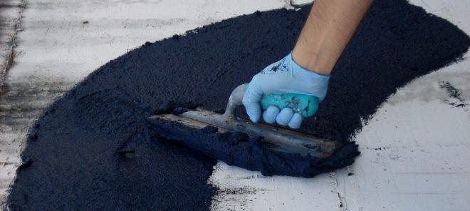 Обмазочная гидроизоляция для бетона
