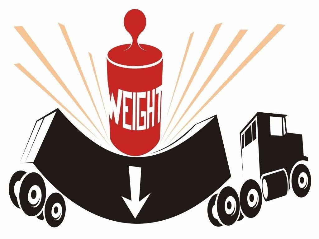 Ответственность за превышение максимально допустимой массы или нагрузок на оси транспортного средства ложится, в первую очередь, на перевозчиков