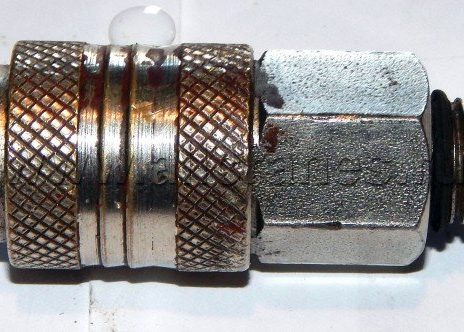 Переходник для компрессора