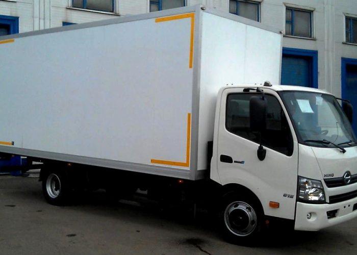Промтоварный фургон HINO 300
