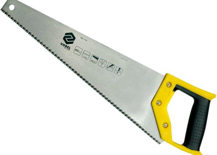 Ручная ножовка
