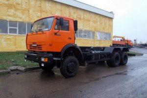Шасси КамАЗ-53228