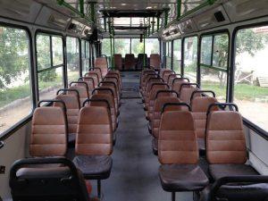 Салон ЛиАЗ-5256