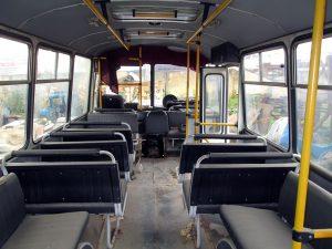 Салон ПАЗ-32054