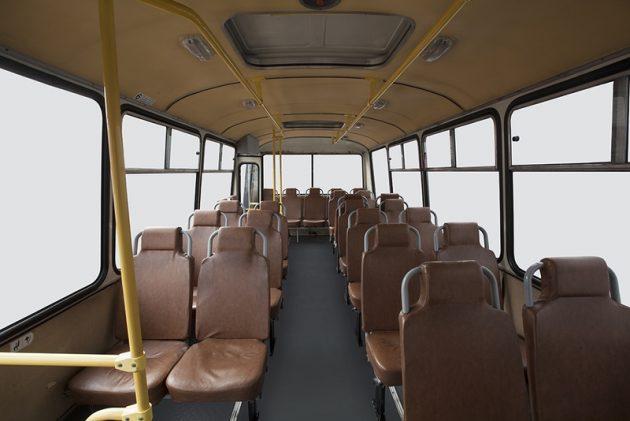 Салон ПАЗ-4234