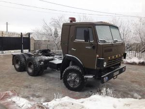 Седельный тягач КамАЗ 54112