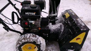 Снегоуборщик Huter SGC 4100Снегоуборщик Huter SGC 4100
