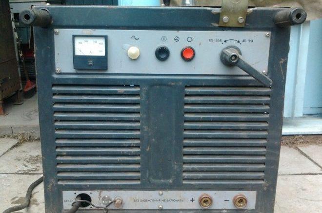 Сварочный аппарат ВД-306