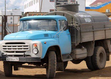 Цистерна для воды ЗИЛ-431410