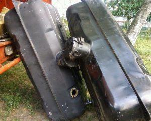 Топливный бак ЛиАЗ-5256