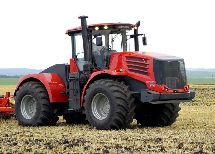 Трактор «Кировец»