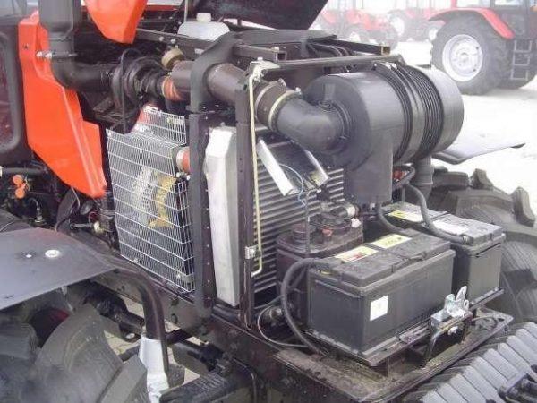 Трактор МТЗ Беларус 920.2