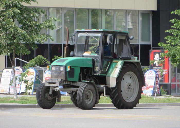 Трактор ТТЗ-80.10
