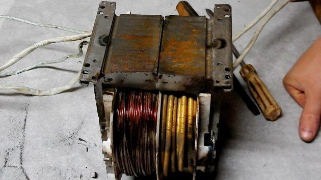 Трансформатор для полуавтомата