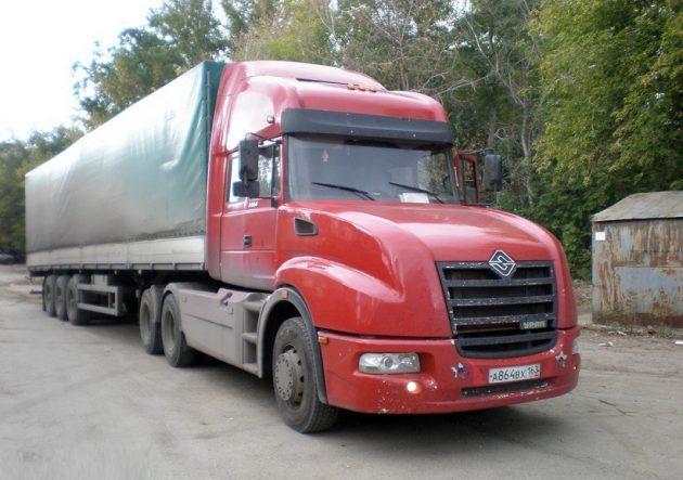 Автомобиль Урал-6464