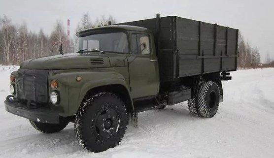 Военная ЗИЛ-431410
