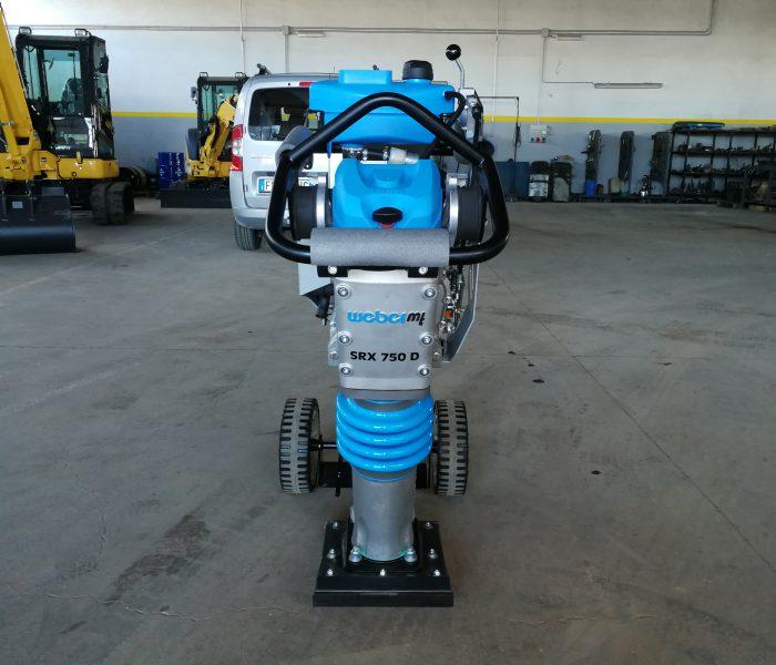 Weber MT SRX-750D