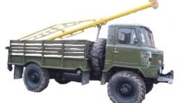 Ямобур ГАЗ-66 БКМ